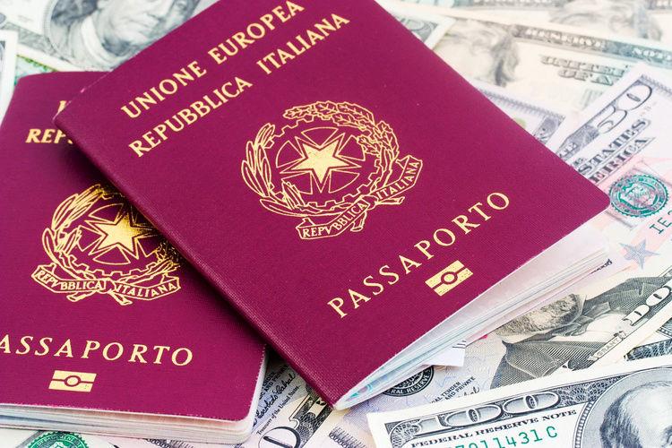 Passaporte Italiano Passaporto